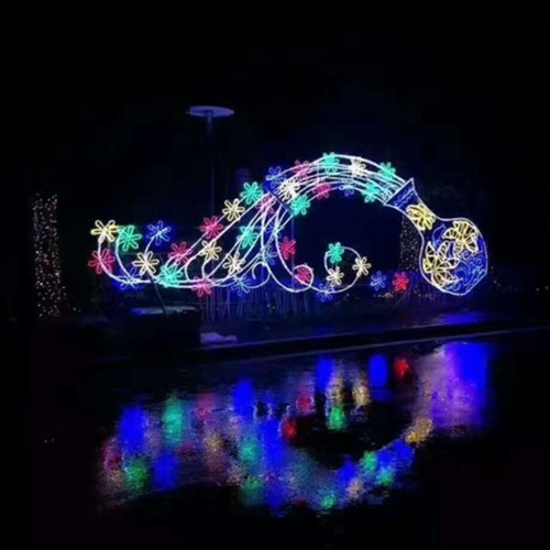北京灯光节厂家