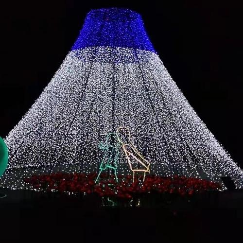灯光节造型